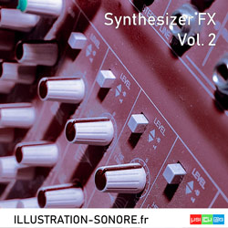 Synthesizer FX Vol. 2